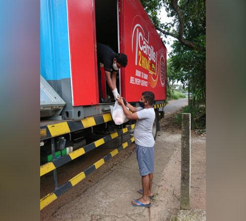 Divulapitiya Delivery Operation